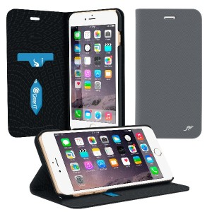 iPhone 6s Case, roocase [Esteem Folio] iPhone 6 4.7 Wallet Case - [Stand Feature] Premium Wallet...