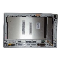 ANYPART® フロントパネル(タッチパネル+LCD液晶パネル) 対応機種:ソニーSony Xperia Tablet Z SGP321 タブレットPC Touch LCD Screen...