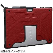 UAG Surface Pro 4用 ケース レッド URBAN ARMOR GEAR UAG-RSFPRO4-RED