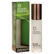 海外直送品 Desert Essence Anti-Bacterial Blemish Touch Stick, 0.33 Fl Oz