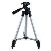 FOTGA Professional Aluminium Camera Tripod +3-Way head for Nikon Canon Sony Camera etc.