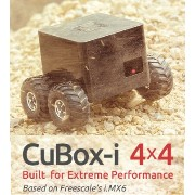 SolidRun CuBox-i4x4 AC/SD(8GB Android)セット