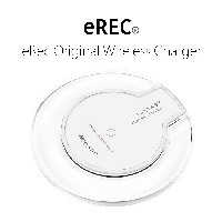 eREC 超軽量 Qi Wireless Charger ワイアレス充電器 充電パッド 置くだけ充電 無接点 非接触充電 無線充電器 チー iPhone 6s plus 6s 6 plus 6 5S...