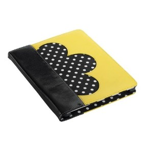 Maroo iPad2及び3用ケース - SA Dotty Yellow/Black