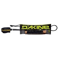 "DAKINE(ダカイン) リーシュコード SUP用 10'×5/16""(長さ:3.05m x 太さ:7.8mm)【 SUP LEASH COILED ANKLE 】 AG237-953 BLK..."