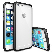 Apple iPhone 4.7inch (2014モデル国内正規品)Rerth Ringke Fusion Apple iPhone 6 - Black (Combo/DIY/Eco...