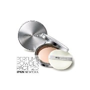 IPKN Perfume Powder Pact 12.5_no.1 shiny pink (for dry skin type)_15g