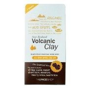 The Face Shop Volcanic Clay Blackhead Charcoal Nose Strip x 7ea