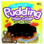 EZN Shaking Pudding Hair Color Korean Beauty -Lemon Blond