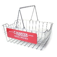 CULTURE MART ワイヤーバスケット WIRE BASKET / C.MARTER 101197-3