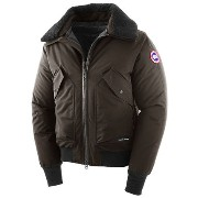 Canada Goose Men's Bromley Bomber (GRIZZLY BROWN) CANADA GOOSE(カナダグース) バイマ BUYMA