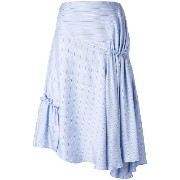 J.W.Anderson gathered asymmetric skirt
