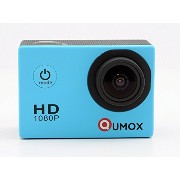 QUMOX SJ4000 Blue Action Sport Cam Camera Waterproof Full HD 1080p 720p Video Photo bike helmetcam...