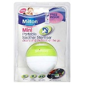 Milton Mini Soother Steriliser (Purple)
