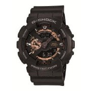 腕時計 カシオ CASIO G Shock watch series Black Rose Gold Series GA-110RG-1AJF Men's Watch[Limited]【並行輸入品】