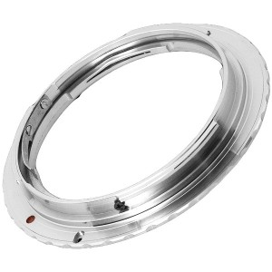 XCSOURCE® カメラレンズアダプターリング Adapter Ring for Pentax PK Lens to Canon EOS EF Mount 40D 50D 550D 60D 70D...
