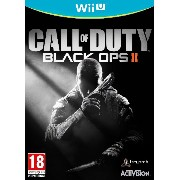 Call of Duty Black Ops 2 for the WII U