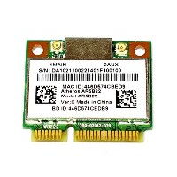 Atheros AR5B22 802.11a/b/g/n最大リング300Mbps + BlueTooth 4.0 Combo Card Intel 6235よりよい無線LANカード