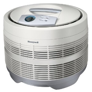 Honeywell 空気清浄機 Pure HEPA Round Air Purifier 【並行輸入品】