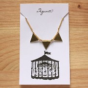 Aquvii Pennant Necklace