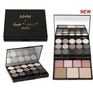 NYX : S122 NYX S122 BUTT NAKED EYES MAKEUP PALETTE