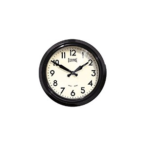 Electric wall clock エレクトリックウォールクロック (【S】W370 × H370 × D100mm)