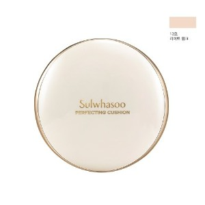 Sulwhasoo Perfecting Cushion 15g SPF50+/PA+++ Anti-aging K-beauty (No.13Refill - Light Pink) [並行輸入品]