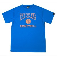HXB【COLLEGE DRY T-SHIRT】BLUE