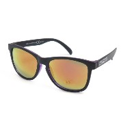 HAPPY HOUR SUNGLASS(ハッピーアワー)サングラス AL'S MAMBAS・BLACK/PURPLE(AL PARTANEN)