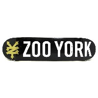 ZOO YORK DECK(ズーヨーク)デッキ TEAM PHOTO INCENTIVE・7.625
