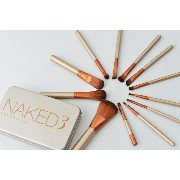 【 URBAN DECAY 】NAKED3 POWER BRUSH メイク ブラシ 12本 セット [並行輸入品]