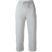 Majestic Filatures cropped track pants