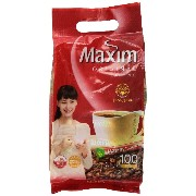 Maxim Original coffee mix (100個入)赤