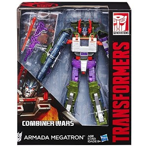 TRANSFORMERS COMBINER WARS Leader Class Megatron / コンバイナーウォーズ リーダークラス メガトロン