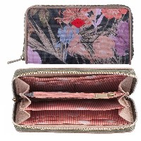 オイリリー(OILILY)FF L Zip Wallet Fig87-OCB6131-912