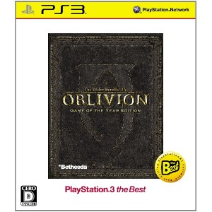 The Elder Scrolls IV: Oblivion Game of the Year PS3 the Best