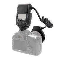 Mcoplus マクロリングライトMK-14EXT E-TTL マクロリングフラッシュ LEDライト AFアシストランプ付 Canon 600D 550D 500D 1000D 1100D 50D...