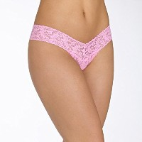 Hanky Pankyハンキーパンキー Low Rise Thong4911P PRNK