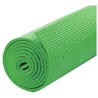 Kabalo - GREEN 183cm long x 61cm wide - Non-Slip Yoga Mat with carry strap, also for Exercise / Gym...
