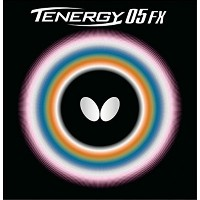 Butterfly Tenergy 05 FX 卓球ラケット ラバー [並行輸入品]