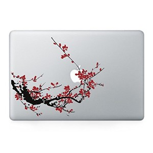 Decalshut 取り外し可能な macbook ステッカー Macbook Pro Air Mac 13インチ 15 インチ/、Laptop Vinyl Decal Stickers ...