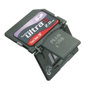 SanDisk SDカード SD Plus 2GB SDSDPH-2048-903