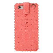 Sweets Case Biscuit for iPhone6/6s ピンク SCI-14BS-PK