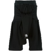 KTZ tied up shorts