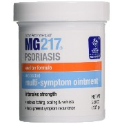 乾癬用軟膏 MG217 Medicated Tar Ointment Psoriasis Treatment 3.8OZ (107g)