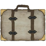 "Sizzix Movers & Shapers Base Die By Tim Holtz 5.5""X6""-Vintage Valise (並行輸入品)"