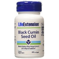 BLACK CUMIN SEED OIL 60 Softgels 海外直送品