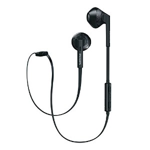 Philips SHB5250BK Bluetooth ヘッドセット SHB5250 Black [並行輸入品]