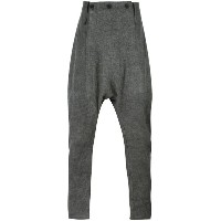 Lost & Found Ria Dunn drop crotch trousers