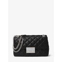 Sloan Large Quilted-Leather Shoulder by Michael Kors バック Michael Kors(マイケルコース) バイマ BUYMA